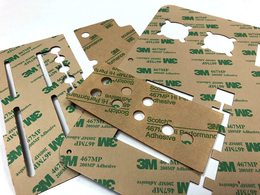 Custom Gaskets and Seals | Die Cut Parts | AMPCO Manufacturers